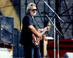 Jerry Garcia - June 24, 1990 - Eugene, OR