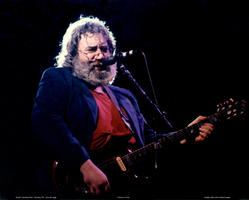 Jerry Garcia - June 28, 1985