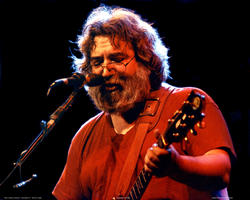 Jerry Garcia - March 27, 1985