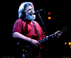 Jerry Garcia - March 27, 1986 - Philadelphia, PA
