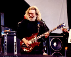 Jerry Garcia - May 11, 1991 - Mountain View, CA