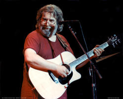 Jerry Garcia - May 15, 1986 - Berkeley, CA