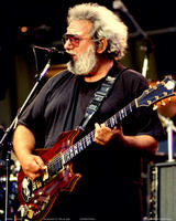 Jerry Garcia - May 19, 1992 - Sacramento, CA