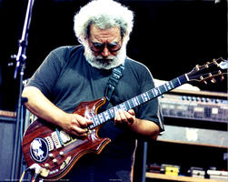 Jerry Garcia - May 24, 1992 - Mountain View, CA
