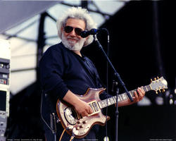 Jerry Garcia - May 26, 1993 - Sacramento, CA