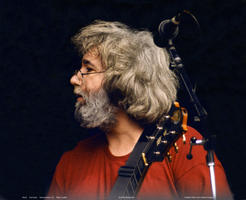 Jerry Garcia - May 3, 1986 - Sacramento, CA