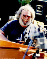 Jerry Garcia - May 3, 1987 - Palo Alto, CA