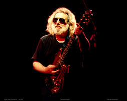 Jerry Garcia - May 4, 1991