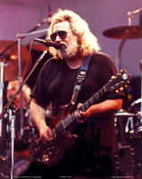 Jerry Garcia - May 5, 1991 - Sacramento, CA