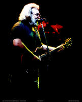 Jerry Garcia - October 16, 1988 - St. Petersburg, FL