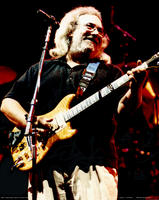 Jerry Garcia - October 8, 1989 - Hampton, VA