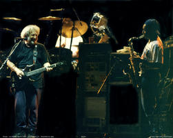 Jerry Garcia, Branford Marsalis - December 10, 1993
